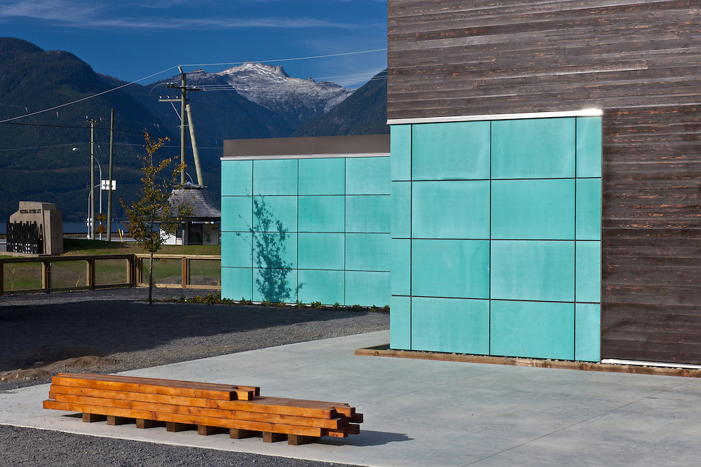 Britannia Mine Museum, Squamish, British Columbia | Ratio Architecture | 2014