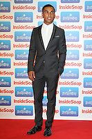 Lucien Laviscount Inside Soap Awards 2011, Gilgamesh, The Stables Market, Camden Town, London, UK. 26 September 2011 Contact: Rich@Piqtured.com +44(0)7941 079620 (Picture by Richard Goldschmidt)