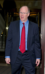 BBC Director-General George Entwhistle on his way to the Department of Culture, Media & Sport Commons' Select Committee this morning, Tuesday October 23, 2012. Photo By i-Images