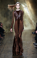 FEB 11 2013 Donna Karan show at New york Fashion Week A/W 2013