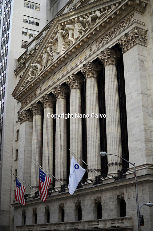 New York Stock Exchange, New York