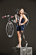 Melissa Stockwell - Professional Paratriathlete<br /> For USA Triathlon.