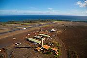 Kahalui Airport, Maui, Hawaii