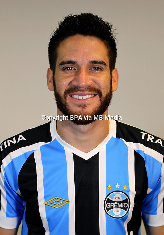 Brazilian Football League Serie A / <br /> ( Gremio Foot-Ball Porto Alegrense ) - <br /> Marcelo Oliveira Ferreira &quot; Marcelo Oliveira &quot;