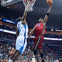 Miami Heat VS New Orleans Hornets 12.30.2009