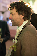 ROBBIE HONEY, The Datai Langkawi Relaunch event, Spring, Somerset House,  London. 1 March 2018