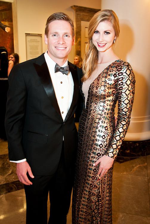 Chad Blackburn, Hillary Freeman