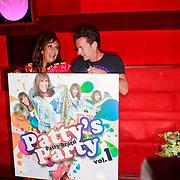 NLD/Rijswijk/20110620 - CD presentatie Patty Brard, Patty en Gerard Joling