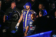 Tony Bellew walk on at the O2 Arena, London, United Kingdom on 5 May 2018. Picture by Phil Duncan.