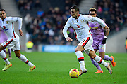 MK Dons forward Jake Forster-Caskey during the Sky Bet Championship match between Milton Keynes Dons and Reading at stadium:mk, Milton Keynes, England on 16 January 2016. Photo by Dennis Goodwin.