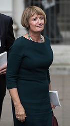 © Licensed to London News Pictures. 20/06/2016. London, UK. Tessa Jowell MP leaves St Margaret's Church, Westminster Abbey after attending a Service of Prayer and Remembrance to commemorate Jo Cox MP, who was killed in her constituency on June 16, 2016. Photo credit: Peter Macdiarmid/LNP