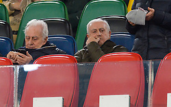 February 3, 2019 - Rome, Italy - Roberto Fabbricini during the Italian Serie A football match between A.S. Roma and A.C. Milan at the Olympic Stadium in Rome, on february 03, 2019. (Credit Image: © Silvia Lore/NurPhoto via ZUMA Press)