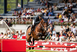 Wathelet Gregory, BEL, Full House Ter Linden Z<br /> CHIO Aachen 2019<br /> Weltfest des Pferdesports<br /> © Hippo Foto - Sharon Vandeput<br /> Wathelet Gregory, BEL, Full House Ter Linden Z