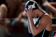 PELLEGRINI Federica Canottieri Aniene<br /> 50 dorso donne<br /> Riccione 11-04-2018 Stadio del Nuoto <br /> Nuoto campionato italiano assoluto 2018<br /> Photo © Andrea Staccioli/Deepbluemedia/Insidefoto
