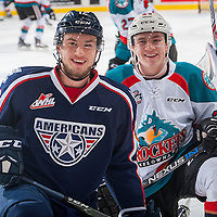 030417 Tri-City Americans at Kelowna Rockets