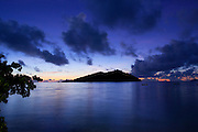Sunset, Mamanuca Islands, Fiji