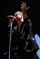 Depeche Mode in concert at the LG Arena, Birmingham, United Kingdom<br /> Picture Date: 27 January, 2014