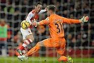 131214 Arsenal v Newcastle Utd
