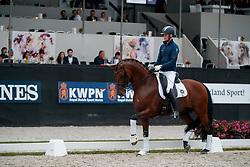 Clinic Diederik en Alex Van SIlfhout, Expression<br /> Longines FEI/WBFSH World Breeding Dressage Championships for Young Horses - Ermelo 2017<br /> © Hippo Foto - Dirk Caremans<br /> 05/08/2017