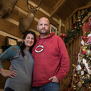 Denette and Brian Looney hosted an exchange student from Finland, at home in Grundy, Virginia. Grundy, the county seat of Buchanan County, in the heart of Appalachia and coal country, is the most pro-Trump county in America.