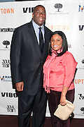 7 March 2011- New York, NY- l to r: Irving Johnson and Towalame Austin at the Power of Urban Presentation and Reception hosted by Magic Johnson and Yucaipa and held at the Empire Penthouse on March 7, 2011 in New York City. Photo Credit: Terrence Jennings/Photo Credit: Terrence Jennings for Uptown Magazine