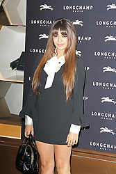 © Licensed to London News Pictures. 14/09/2013. LONDON. UK. Zara Martin, Longchamp - Flagship Store Launch Party, Regent Street, London UK, 14 September 2013. Photo credit : Brett D. Cove/Piqtured/LNP