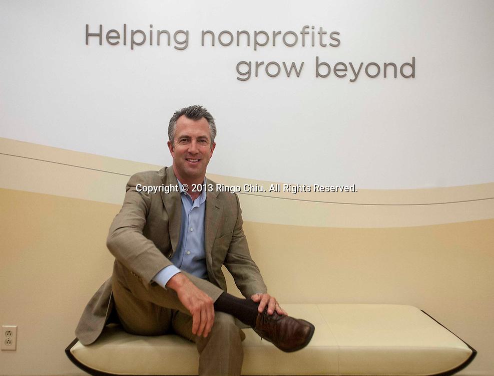 Alan Hall, president and chief executive of Russ Reid. (Photo by Ringo Chiu/PHOTOFORMULA.com)