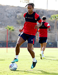 Bobby Reid of Bristol City trains - Mandatory by-line: Matt McNulty/JMP - 18/07/2017 - FOOTBALL - Tenerife Top Training Centre - Costa Adeje, Tenerife - Pre-Season Training