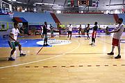 Squadra<br /> Raduno Nazionale Maschile Senior<br /> Allenamento mattina<br /> Cagliari, 03/08/2017<br /> Foto Ciamillo-Castoria/ M. Brondi