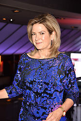 Penny Smith at the Costa Book Awards 2017 held at  Quaglino's, 16 Bury Street, London England. 30 January 2018.