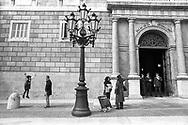 Barcelona, 2001: Palau de la Generalitat<br /> &copy; Andrea Sabbadini