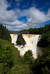 Kakabeka Falls, waterfall on the Kaministiquia River, Ontario, Canada