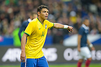 Thiago Silva  - 26.03.2015 - France / Bresil - Match Amical<br />
