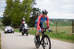 Kirsten Wild (NED) of WNT Rotor Pro Cycling rides in the prologue of 2019 Festival Elsy Jacobs, a 2.7 km time trial from Kahler to Garnich, Luxembourg on May 10, 2019. Photo by Balint Hamvas/velofocus.com