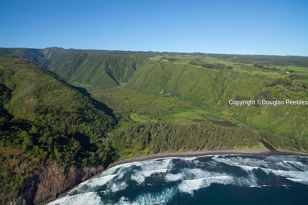 Pololu Valley, North Kohala, Big Island of Hawaii