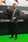 Apr 07, 2016 - Hong Kong, China - Actor Chris Hemsworth attends TAG Heuer store opening ceremony at Harbour City, Hong Kong <br /> (Credit Image: © Exclusivepix Media)