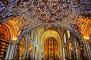 Church of Santo Domingo, a colonial architecture masterpiece.