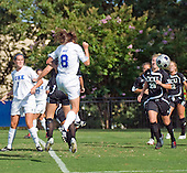 Duke womens soccer vs Coastal carolina