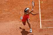 Roland Garros. Paris, France. May 30th 2008..Ana IVANOVIC against Caroline WOZNIACKI. .3rd Round...