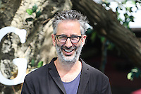 David Baddiel, The BFG - UK film premiere, Leicester Square Gardens, London UK, 17 July 2016, Photo by Richard Goldschmidt