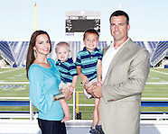 FIU Football Coaches Family Pictures 2012
