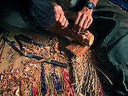 Vietnam, Hoi An:hand craft.