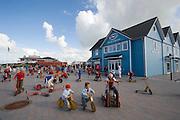 List harbour. Childrens' traffic school.