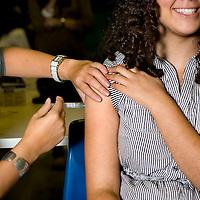 vaccinatie baarmoederhalskanker Ahoy