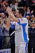 DESCRIZIONE : Sassari LegaBasket Serie A 2015-2016 Dinamo Banco di Sardegna Sassari - Giorgio Tesi Group Pistoia<br /> GIOCATORE : Giacomo Devecchi<br /> CATEGORIA : Postgame Ritratto Esultanza<br /> SQUADRA : Dinamo Banco di Sardegna Sassari<br /> EVENTO : LegaBasket Serie A 2015-2016<br /> GARA : Dinamo Banco di Sardegna Sassari - Giorgio Tesi Group Pistoia<br /> DATA : 27/12/2015<br /> SPORT : Pallacanestro<br /> AUTORE : Agenzia Ciamillo-Castoria/L.Canu