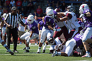 FB: Linfield College vs. University of Redlands (09-19-15)