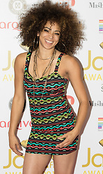 Victoria House, London, April 26th 2016.  Kandace Springs photographed at the Jazz FM awards at Victoria House, Bloomsbury, London.