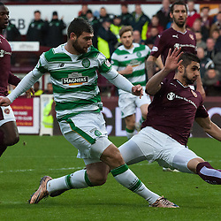 Hearts v Celtic | Scottish Premiership | 27 December 2015