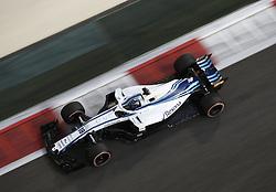 November 23, 2018 - Abu Dhabi, United Arab Emirates - Motorsports: FIA Formula One World Championship 2018, Grand Prix of Abu Dhabi, World Championship;2018;Grand Prix;Abu Dhabi, #18 Lance Stroll ( CAN, Williams Martini Racing) (Credit Image: © Hoch Zwei via ZUMA Wire)