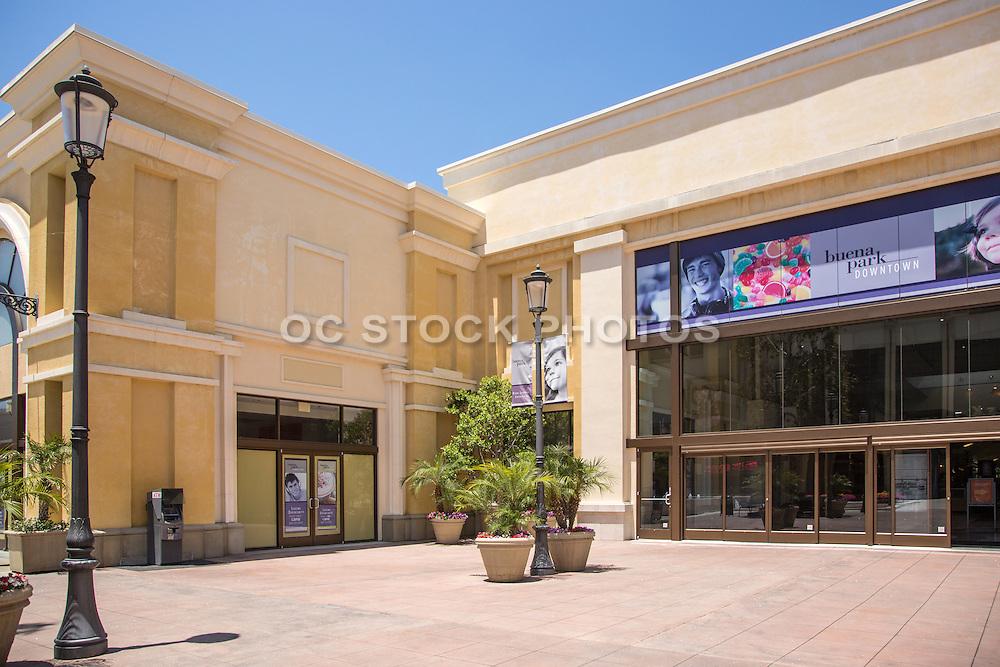 Shopping at Buena Park Downtown